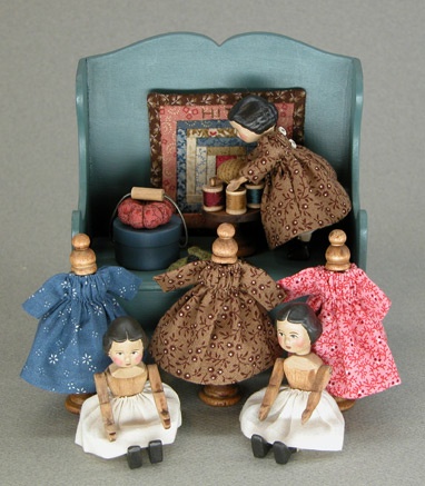 Tiny Hittys by Gail Wilson